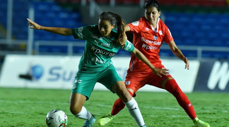 Liga Femenina, América de Cali, Carolina Pineda