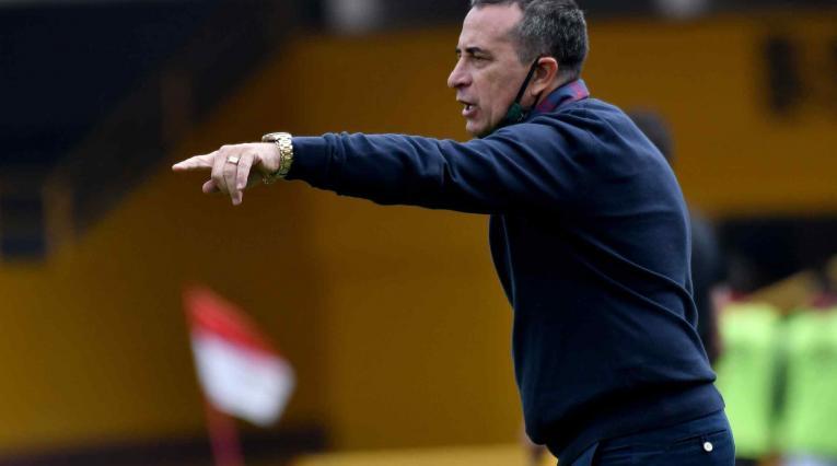 Guillermo Sanguinetti, técnico uruguayo