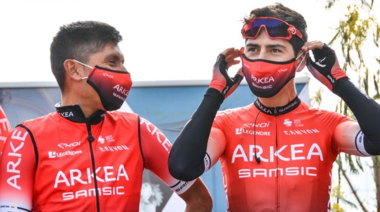 Nairo Quintana - Arkea Samsic