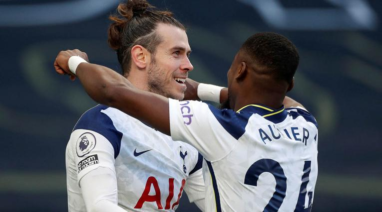 Gareth Bale, jugador del Tottenham