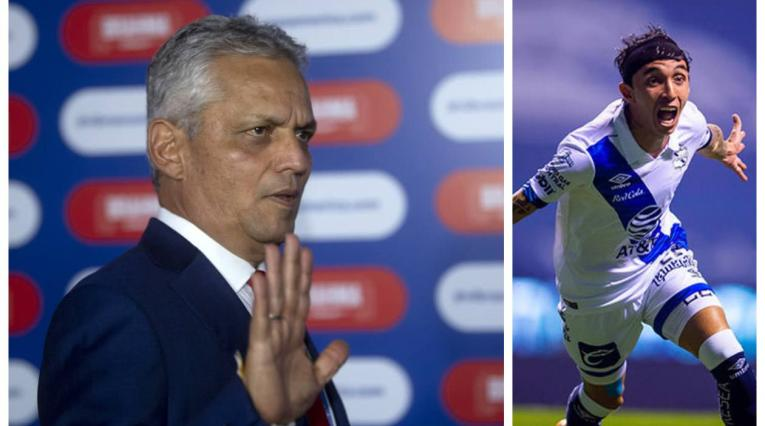 Reinaldo Rueda y Omar Fernández