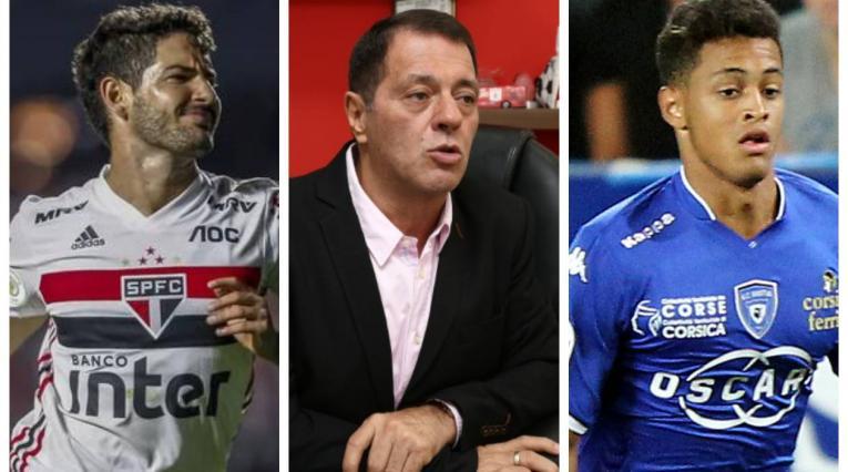 Alexandre Pato, Tulio Gómez, Joao Rodríguez