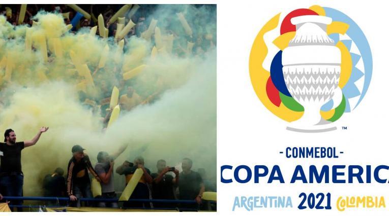 Fútbol argentino - Copa América