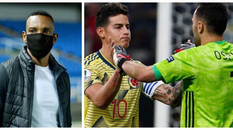 Amaranto Perea y Selección Colombia