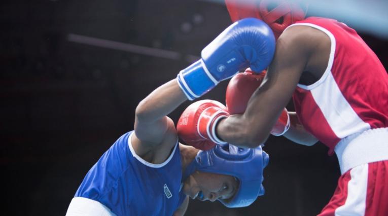 Boxeo - referencial