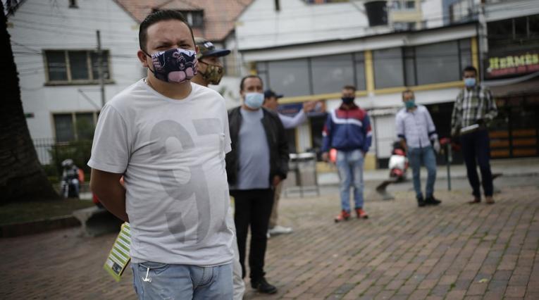 Ciudadanos colombianos