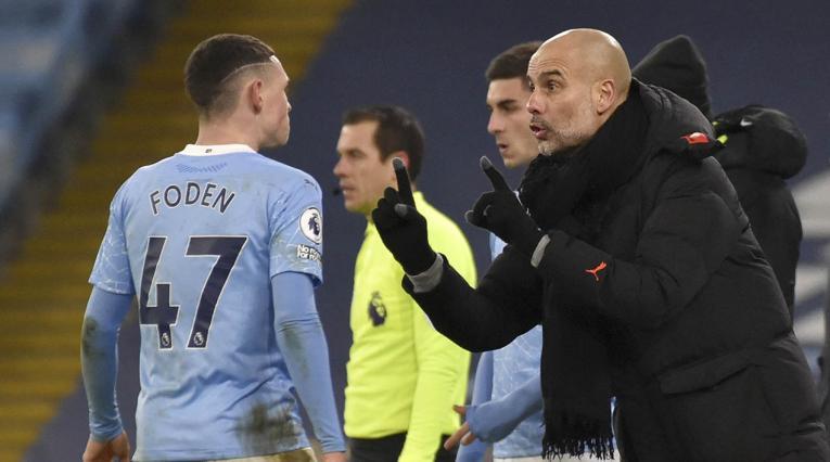 Pep Guardiola y Manchester City