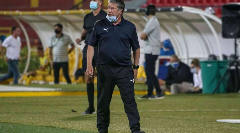 Bolillo Gómez, técnico del DIM