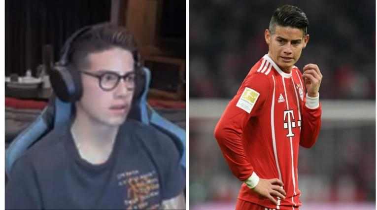 James Rodríguez y el Bayern Múnich