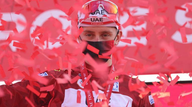 Pogacar, campeón del UAE Tour