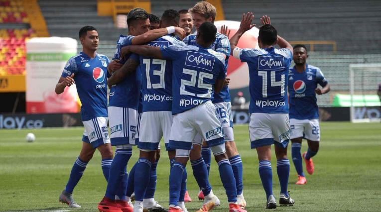 Millonarios 2021 vs Pereira