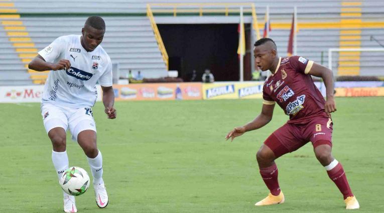 Tolima vs Medellín 2021