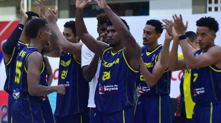 Selección Colombia baloncesto masculina