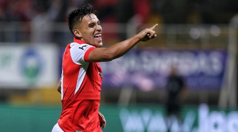 JhonVelásquez, Independiente Santa Fe