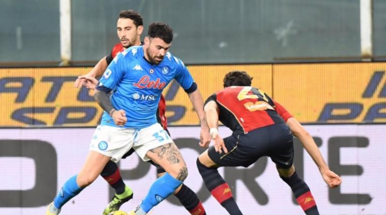 Nápoli vs Genoa - Serie A