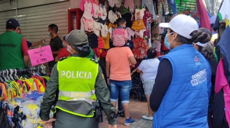 Bucaramanga, Pico y cédula