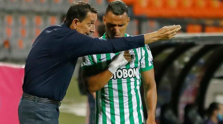 Alexandre Guimaraes - Atlético Nacional
