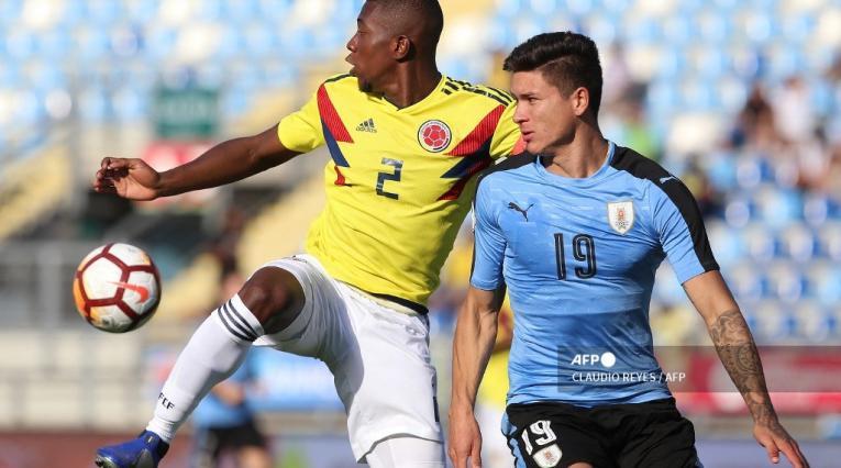 Carlos Cuesta - Selección Colombia