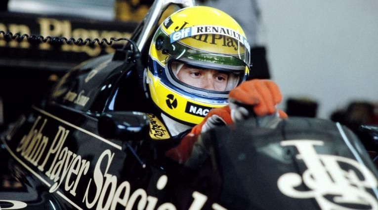 Ayrton Senna, Fórmula 1