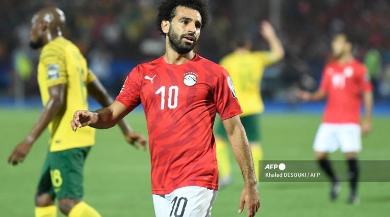 Mohamed Salah, Egipto 2020