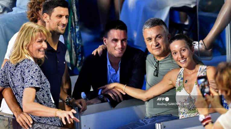 Srdjan Djokovic, papá de Novak Djokovic