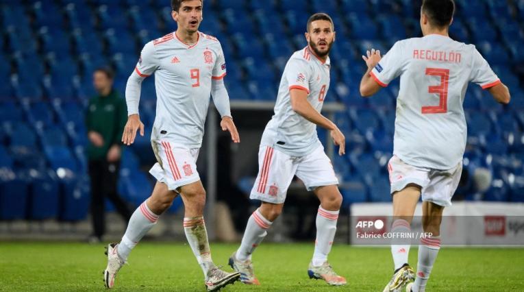Selección de España 2020