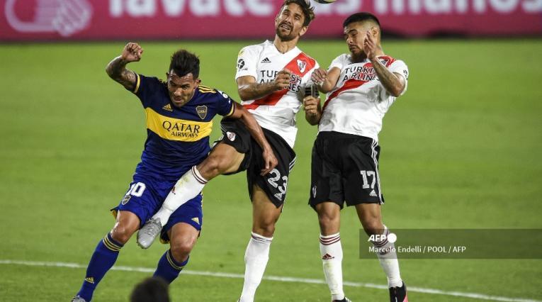 Boca Juniors vs River Plate 2021