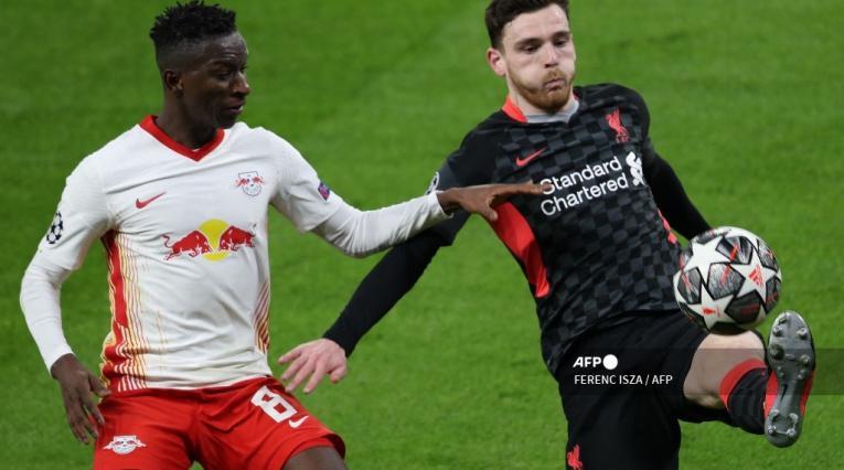 Liverpool vs Leipzig