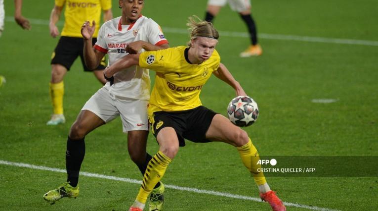 Sevilla vs Borussia Dortmund 2021