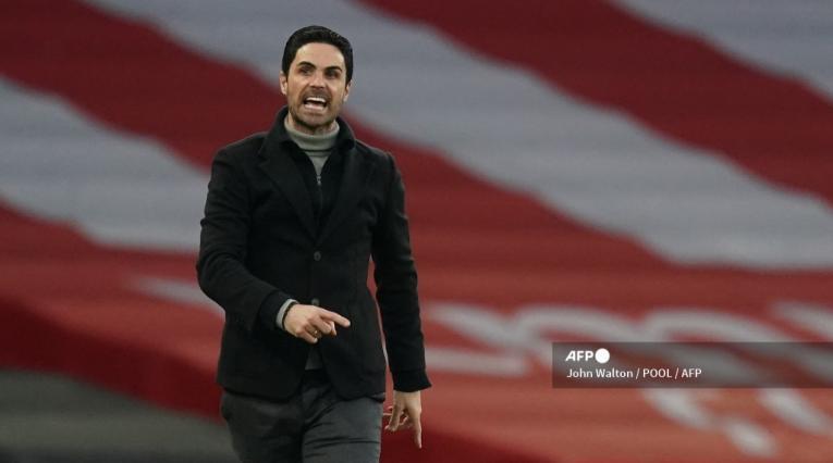 Míkel Arteta, técnico de Arsenal