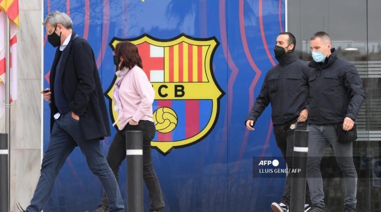 Barcelona, inspecciones