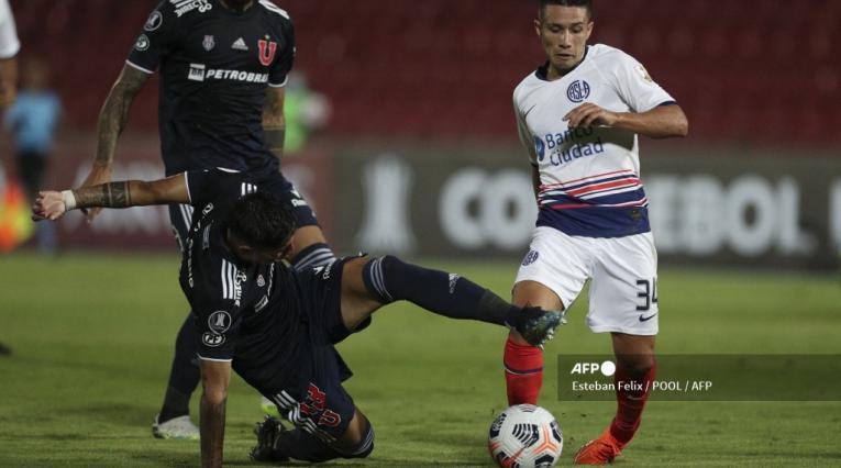 Universidad de Chile vs San Lorenzo; Copa Libertadores 2021