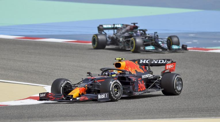 Fórmula 1, Red Bull, Sergio Pérez