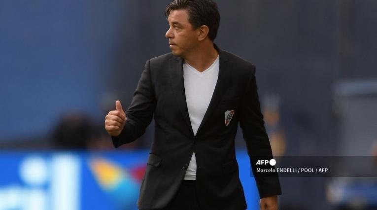 Marcelo Gallardo 2021
