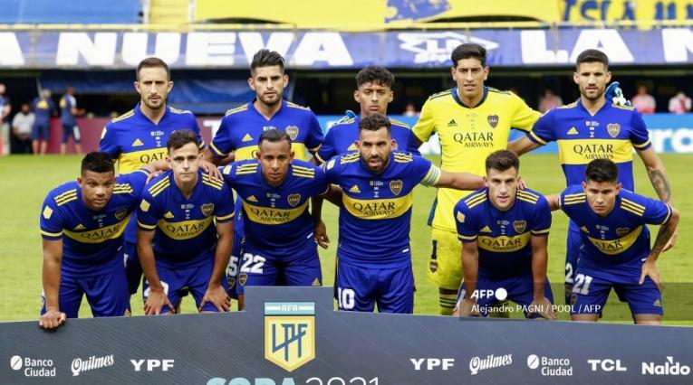 Boca Juniors 2021