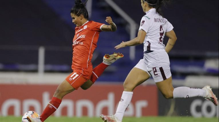 América de Cali Femenino, Copa Libertadores Femenina