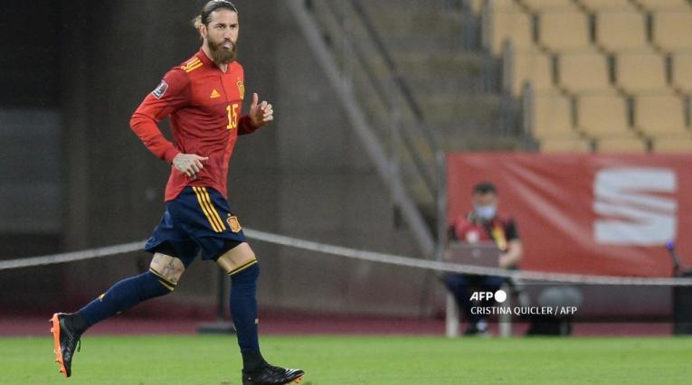 Sergio Ramos - España 2021