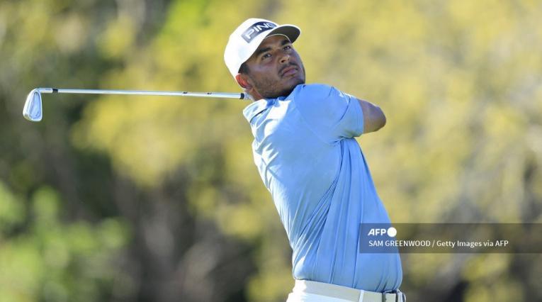 Sebastián Muñoz, golfista colombiano
