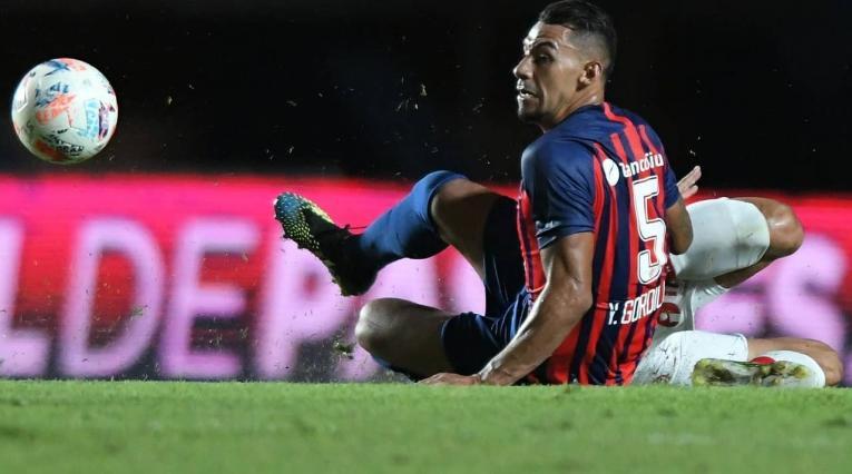 Yeison Gordillo, San Lorenzo 2021