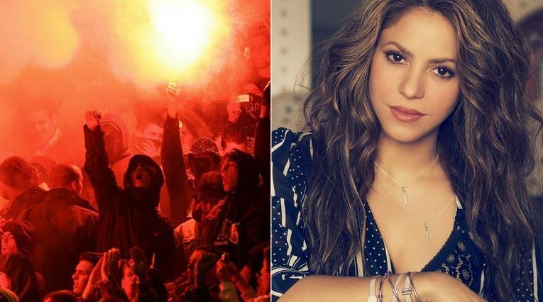 Shakira, PSG