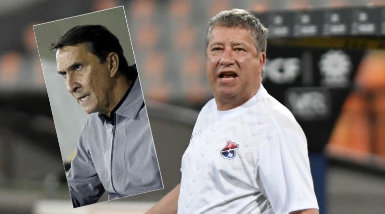 Alexandre Guimaraes y 'Bolillo' Gómez