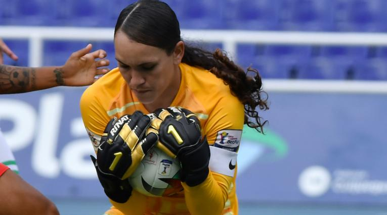Luz Katherine Tapia, América femenino, Copa Libertadores