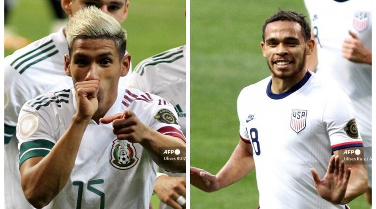México y Estados Unidos; Concacaf 2021