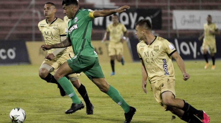 Rionegro vs Nacional 2021