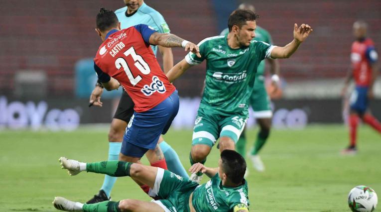 Medellín vs La Equidad- Liga Betplay