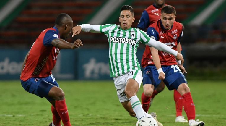 Independiente Medellín vs Nacional 2021