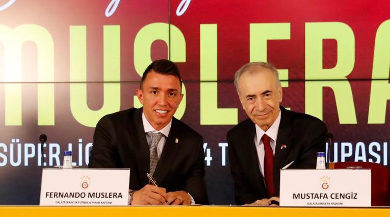 Fernando Muslera - Galatasaray