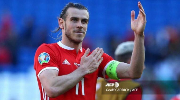 Gareth Bale, jugador galés