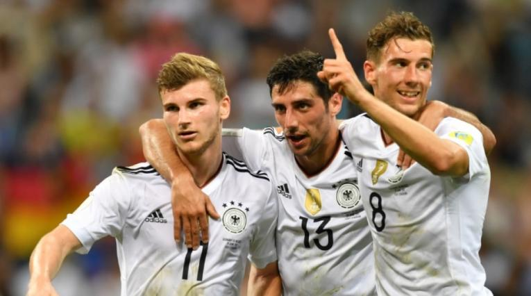 Selección de Alemania 2021