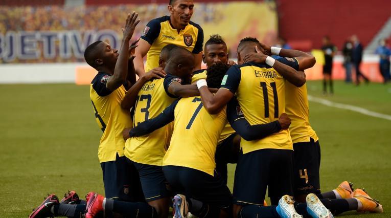 Selección de Ecuador - Eliminatorias